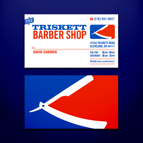 A Roundup of Barber Business Cards WordPress Aisle