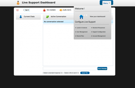 HelpDen Free Live Support Chat