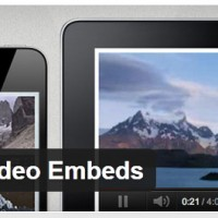 Responsive Video Embeds