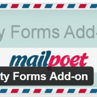 MailPoet Gravity Forms Add-on