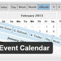CP Multi View Event Calendar