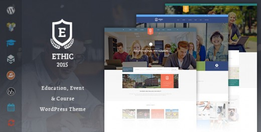 Ethic Education, Event and Course Theme